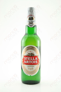 Stella Artois Premium Lager 22.4 fl oz