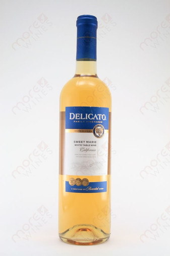Delicato Sweet Marie White Table Wine 750ml