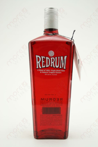 Red Rum Alcoholic Drink