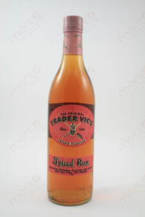 Trader Vic's Spiced Rum 750ml