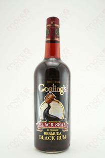 Gosling's Black Rum 1L
