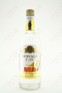 Moraga Cay Light Rum 1L
