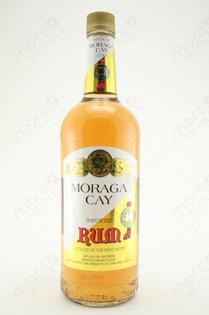 Moraga Cay Dark Rum 1L