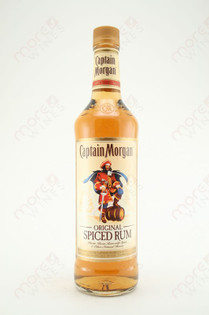 Captain Morgan Original Spiced Rum 750ml