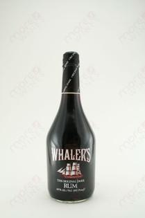 Whaler's Dark Rum 750ml