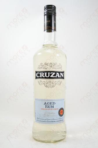 Cruzan Estate Light Rum 750ml