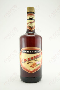 Dekuyper Cinnamon Schnapps 1L
