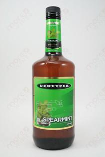 Dekuyper Spearmint Schnapps 1L
