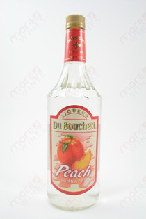 Du Bouchett Peach Schnapps 1L