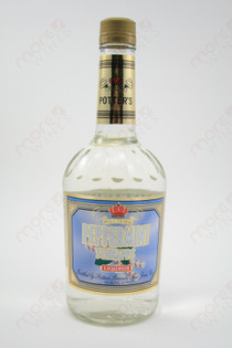 Potter's Peppermint Schnapps 750ml