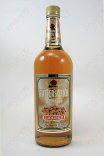 Potter's Butterscotch Schnapps 1L
