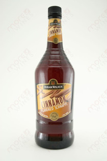 Hiram Walker Cinnamon Schnapps 1L