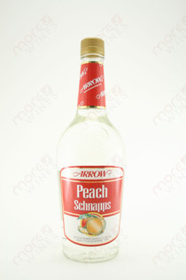 Arrow Peach Schnapps 750ml