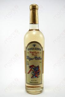 Hijos de Villa Tequila Liqueur  Gold 750ml