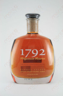 1792 Ridgemont Reserve Bourbon 750ml