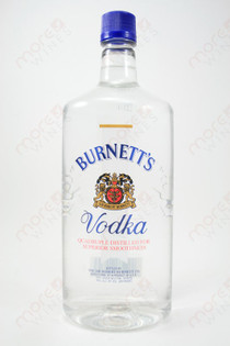 Burnett's Vodka 1.75L