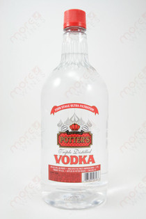 Potter's Vodka 1.75L