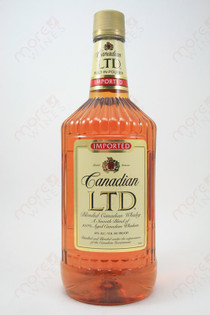 Canadian LTD Whiskey 1.75L