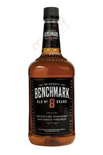 Benchmark No. 8 Bourbon Whiskey 1.75L