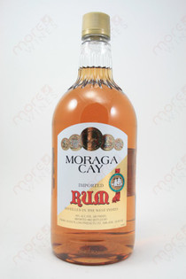 Moraga Cay Gold Rum 1.75L