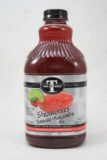 Mr & Mrs T Strawberry Daiquiri-Margarita Mix 1.89L