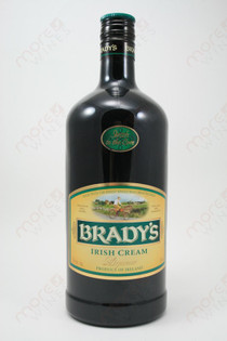Brady's Irish Cream Luqueur 1.75L