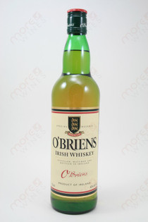 O'Briens Irish Whiskey 750ml