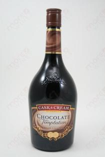 Cask and Cream Chocolate Temptation Cream Liqueur 750ml