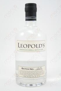 Leopold Gin 750ml