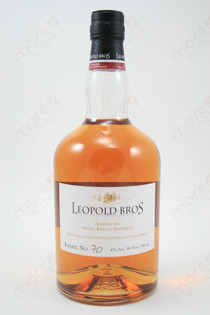 Leopold Bros Whiskey 750ml