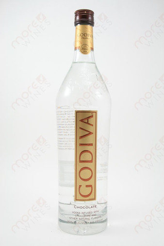 godiva chocolate vodka 750ml morewines