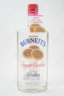Burnett's Sugar Cookie Vodka 750ml