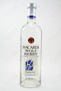 Bacardi Wolf Berry rum 750ml