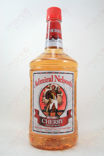 Admiral Nelson Cherry Spiced Rum 1.75L