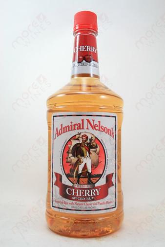 Admiral Nelson Cherry Spiced Rum 175L
