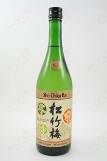 Sho Chiku Bai Classis Junmai Sake 750ml