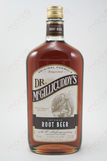Dr. McGillicuddy's Root Beer Schnapps 750ml