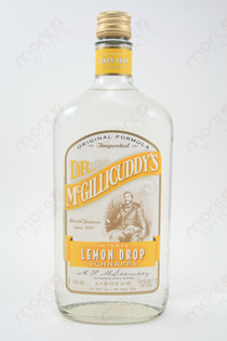 Dr. McGillicuddy's Lemon Drop Schnapps 750ml