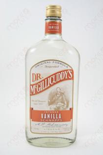 Dr. McGillicuddy's Vanilla Schnapps 750ml