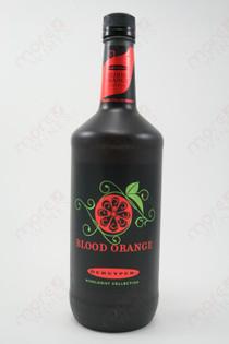 Dekuyper Blood Orange Liqueur 1L