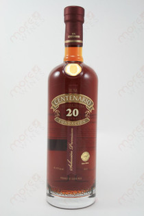 Ron Centenario 20 Year Old Rum 750ml