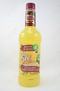 Master of Mixes Lite Sweet N' Sour Mixer 1L