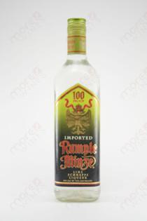 Rumple Minze 100 Proof Lime Schnapps Liqueur 750ml