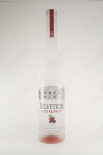 Belvedere Black Raspberry Vodka 750ml