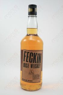 Feckin Irish Whiskey 750ml