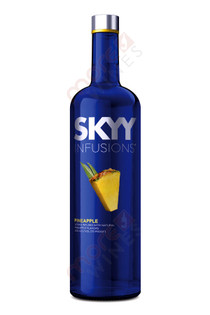 Skyy Infusions Pineapple Vodka 750ml