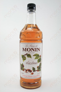 Monin Hazelnut Concentrate 750ml