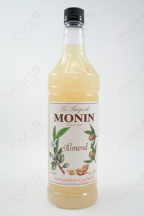 Monin Almond Concentrate 750ml