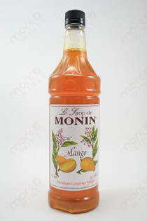 Monin Mango Concentrate 750ml
