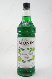 Monin Granny Smith Apple Concentrate 750ml
